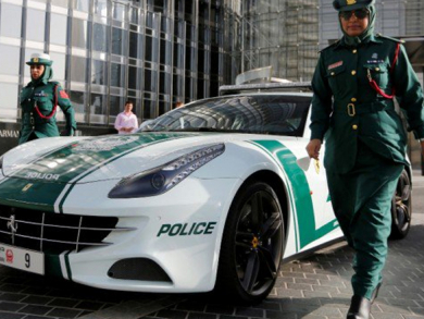 Dubai Police remind residents about home security service