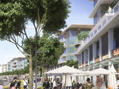 A brand-new Riviera is being developed in Dubai