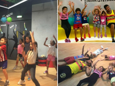 Dubai's hottest new kids fitness classes to try this summer
