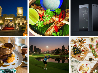 Massive summer giveaways with Time Out Dubai
