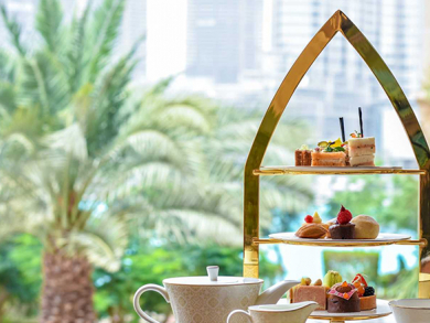 Spa and afternoon tea offer at Palace Downtown