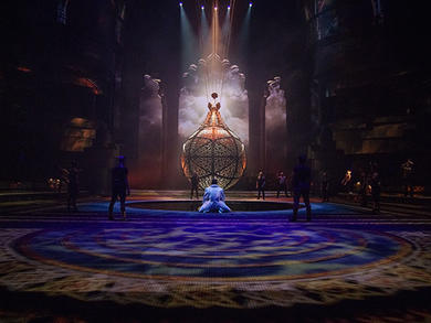 REVIEW: La Perle Dubai's sneak preview