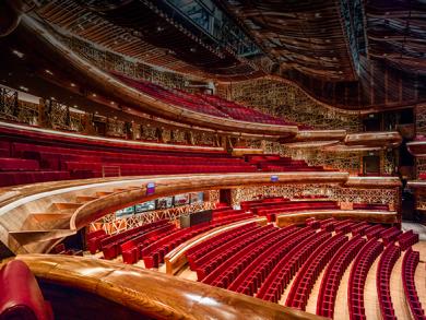 Dubai Opera launches backstage tours