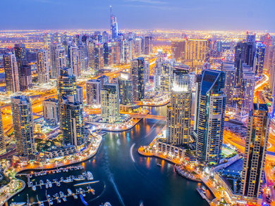 Dubai's dry day has changed