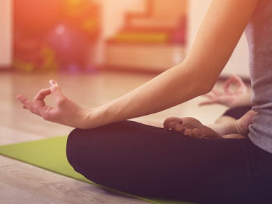 Body and mind yoga sessions at Anantara The Palm Dubai