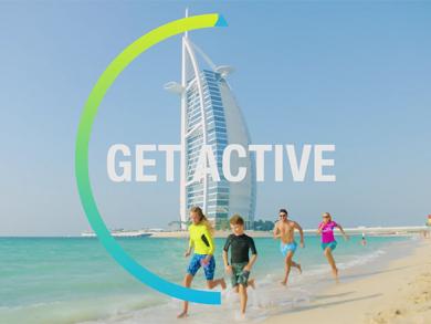 Dubai launches huge fitness challenge