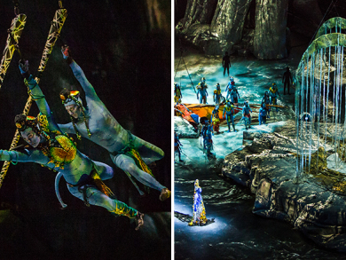 Avatar Cirque du Soleil show coming to Dubai