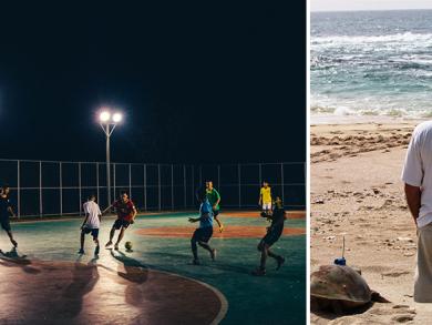 24-hour football charity fundraiser coming to Dubai