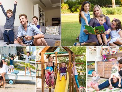 Family activities in Dubai