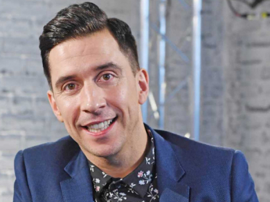 British comedian Russell Kane interview
