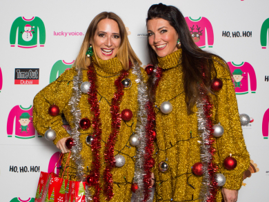 Last year's Time Out Dubai Christmas Jumper Party