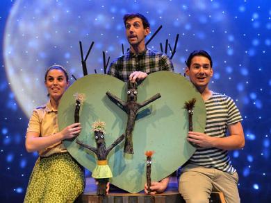 Watch Stick Man at Madinat Theatre