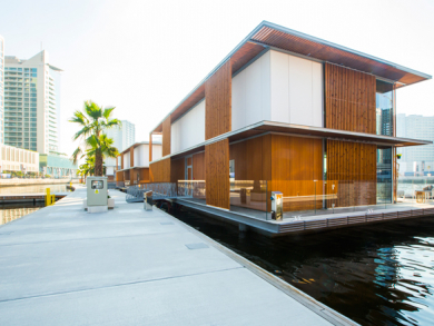 Time Out Dubai goes inside the Marasi Water Homes