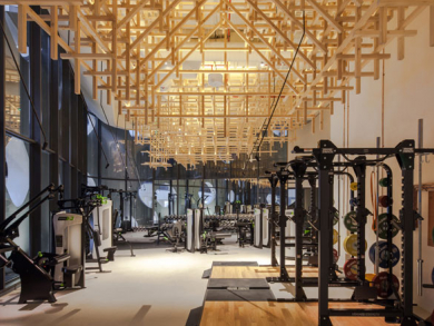 Revolutionary Warehouse Gym opens in new location