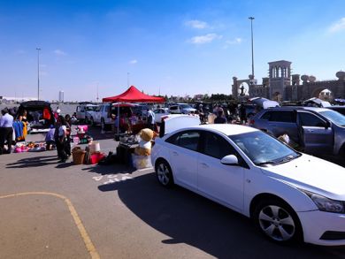 UAE's largest car boot sale launches at Global Village