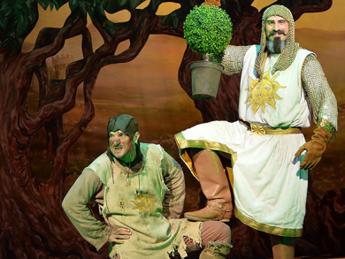 Monty Python's Spamalot coming to Dubai Opera