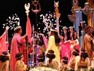 REVIEW: Aïda at Dubai Opera opening night