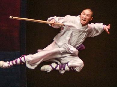 Shaolin Warriors to karate kick their way into Dubai Opera