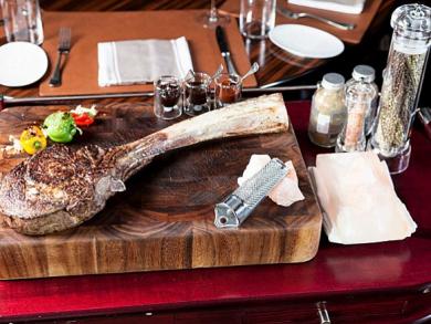 Best steakhouses in Dubai 2018