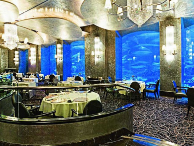 Best seafood restaurants in Dubai 2018
