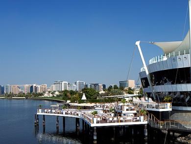 Best outdoor restaurants in Dubai 2018