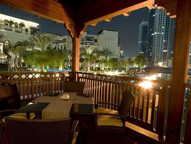 Best romantic restaurants in Dubai 2018