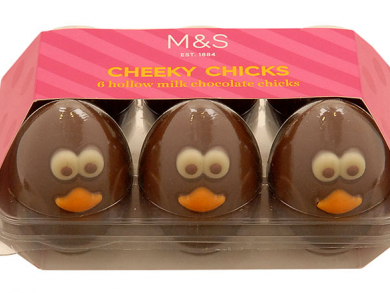 Marks & Spencer launches range of Easter treats