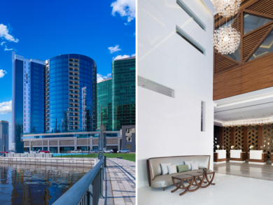New Radisson Blu Hotel and restaurants open in Business Bay