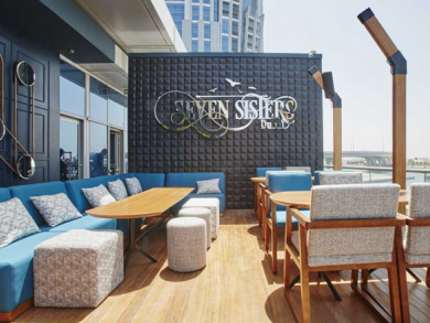 FIRST LOOK: Brand-new Beirut bar Seven Sisters arrives in Dubai