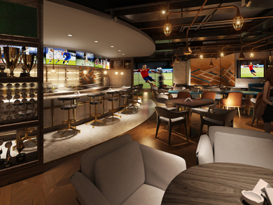 Swanky sports bar The Trophy Room coming to Fairmont Dubai