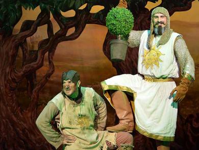 REVIEW: Spamalot at Dubai Opera
