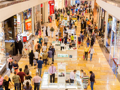 Super sale weekend at Dubai Festival City