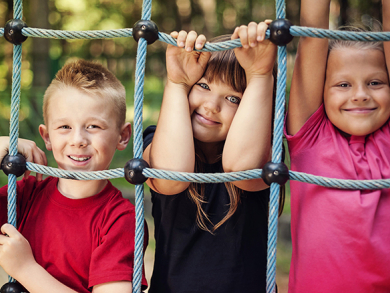 Five ways to keep kids healthy this summer