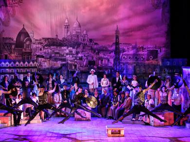 The Merry Widow coming to Dubai Opera