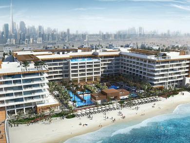 Dubai's Mandarin Oriental to open at the start of 2019