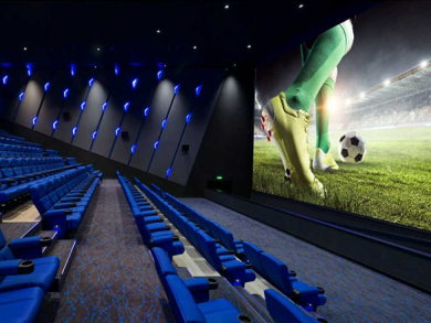 Cinemas showing the World Cup in Dubai
