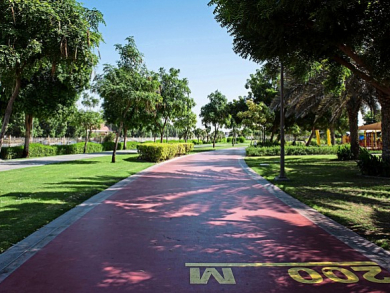 Top parks in Dubai for outdoor family fun
