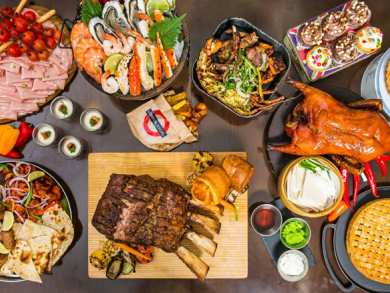 Celebrate Wimbledon and Royal Ascot in Dubai with brunch