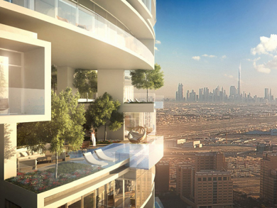 FIVE to launch new Dubai hotel with 271 swimming pools