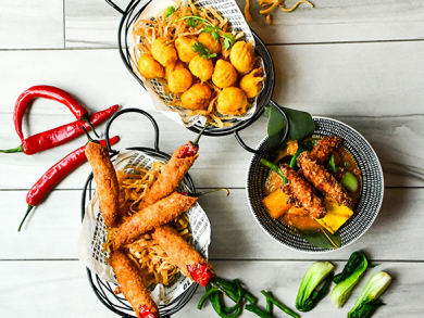 The Noodle House launches new Filipino menu
