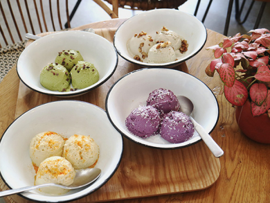 Wild & The Moon now serves superfood vegan ice cream