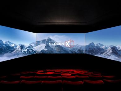 270-degree cinema experience coming to Dubai