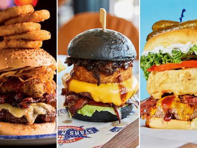 Dubai's best big burgers