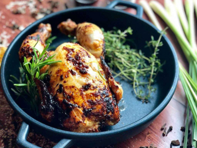 The Roost Rotisserie review