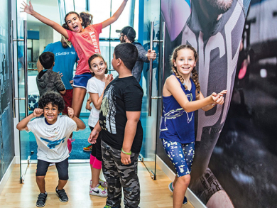 Things to do in Dubai in July for kids