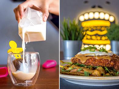 New café serves up kid-friendly eats