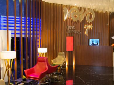 Novo Cinemas revamps its VIP experience