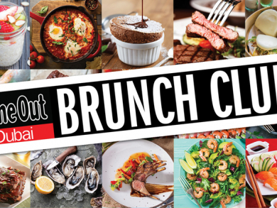 Make huge savings with the Time Out Dubai Brunch Club –  here's how to join