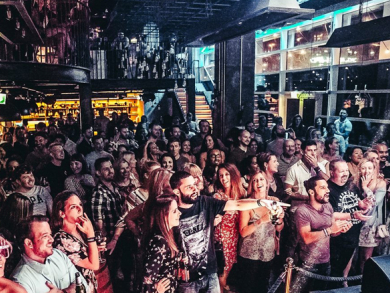 Brand-new open mic night arrives at Dubai's PizzaExpress Live