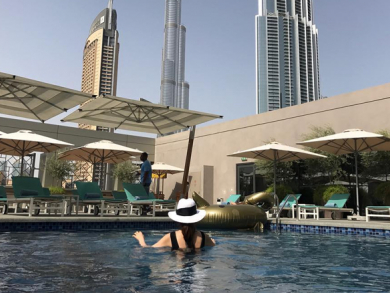 Get a free stay at Rove Hotels with a Dhs99 pool pass